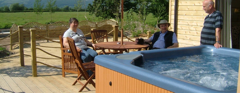 Fabulous Holiday Rentals with Private Hot Tubs