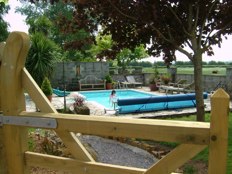 Tor Farm Swimming Pool